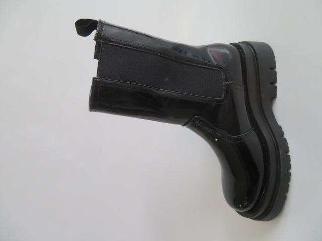 Botki Damskie D20-8076-2, Black, 36-41 1