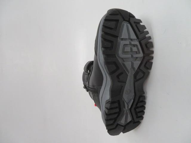 Botki Dziecięce F837, Black, 26-31 3