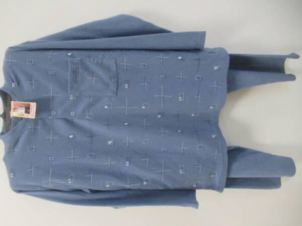 Piżama Męska NO1512 MIX KOLOR M-3XL(FROTA)