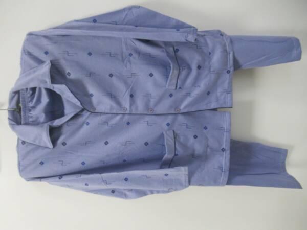 Piżama Męska OGV-22 MIX KOLOR M-3XL(BAWEŁNA OCIEPLANA)