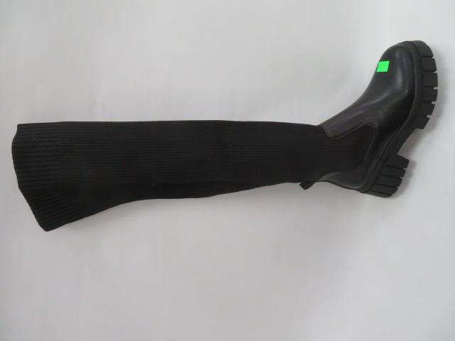 Kozaki Damskie M104, Black, 36-41