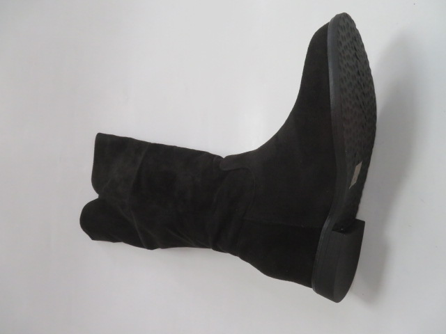 Kozaki Damskie Y-070, Black, 36-41 3