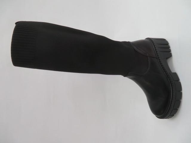 Kozaki Damskie JKD-138, Black, 36-41