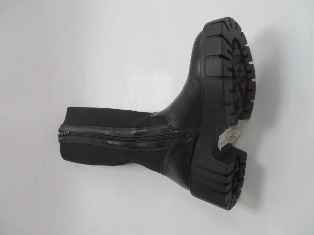 Kozaki Damskie JKD-138, Black, 36-41 2