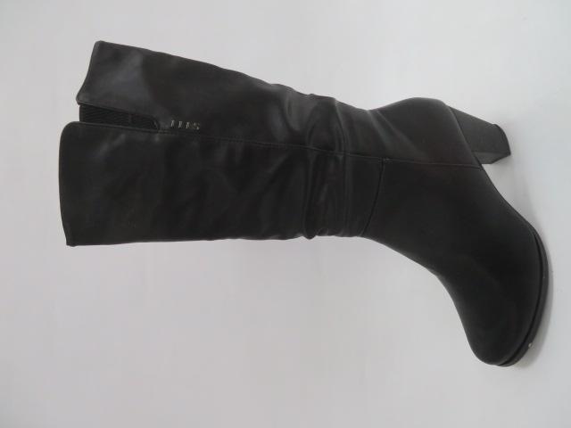 Botki Damskie 887-8, Black, 36-41