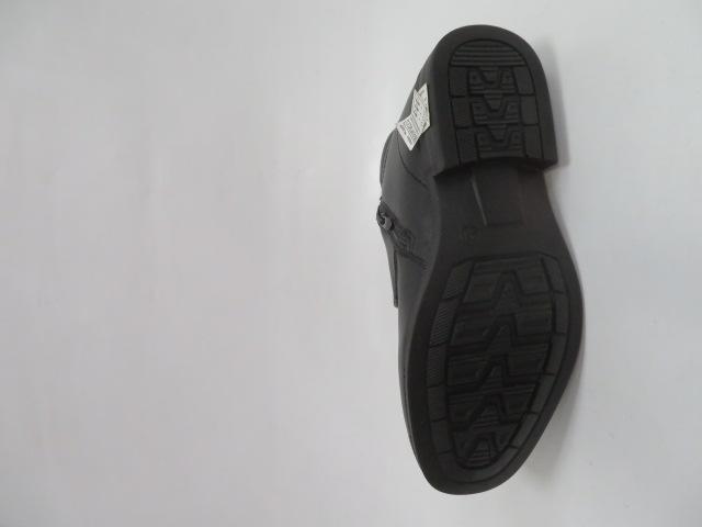 Trzewiki Męskie Zimowe E5606-1, Black, 40-46 2