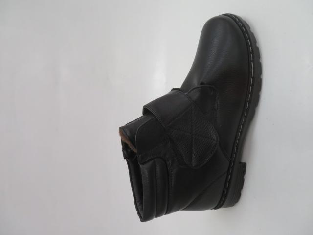 Botki Damskie 9525, Black, 36-41