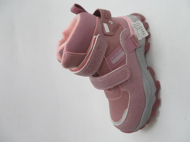 Botki Dziecięce  H269A, Pink, 26-31