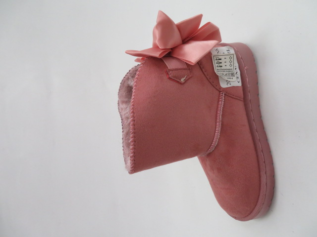 Botki Dziecięce 20201-3DD, Pink, 31-36 1