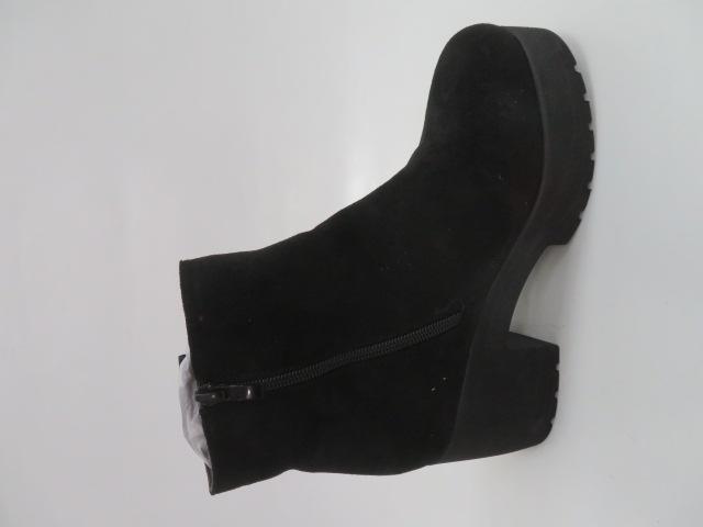 Botki Damskie XT1858, Black, 36-41 2