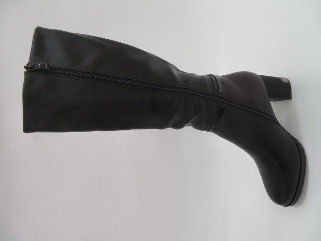 Kozaki Damskie BA115, Black, 36-40 1