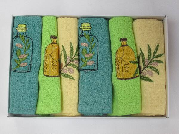 Ręcznik Kuchenny F2197 1 KOLOR 45X65 cm