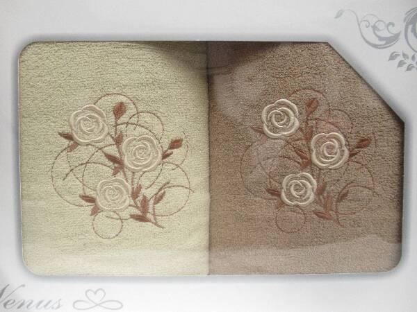 Komplet Ręczników KK2230 MIX KOLOR 70X140 CM