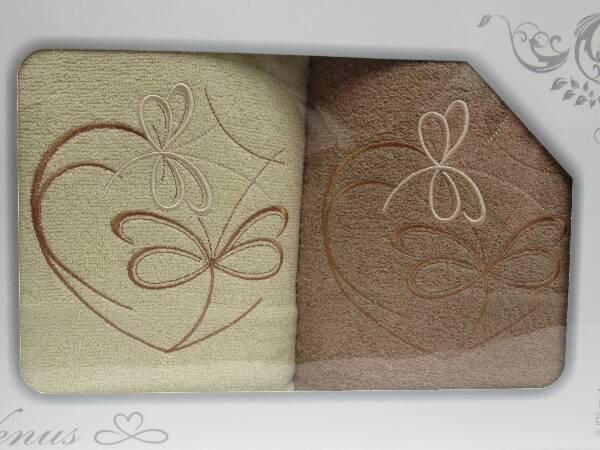 Komplet Ręczników KK2234 MIX KOLOR 70X140 CM