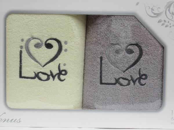 Komplet Ręczników KK2240 MIX KOLOR 70X140 CM