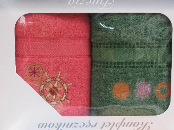 Komplet Ręczników KK2281 MIX KOLOR 50X90 CM 1