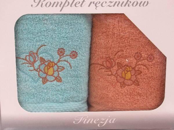 Komplet Ręczników KK2301 MIX KOLOR 50X90 CM