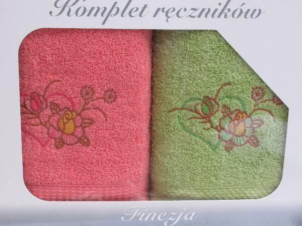 Komplet Ręczników KK2304 MIX KOLOR 50X90 CM