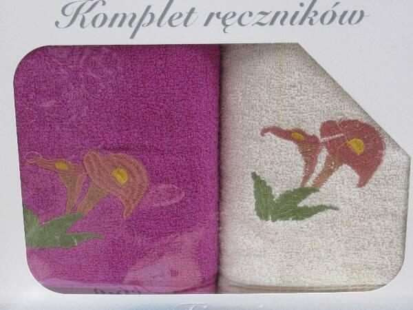 Komplet Ręczników KK2305 MIX KOLOR 50X90 CM