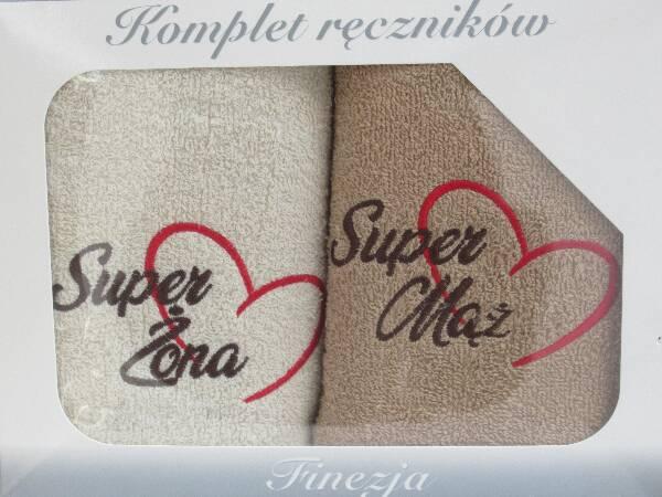 Komplet Ręczników KK2321 MIX KOLOR 50X90 CM