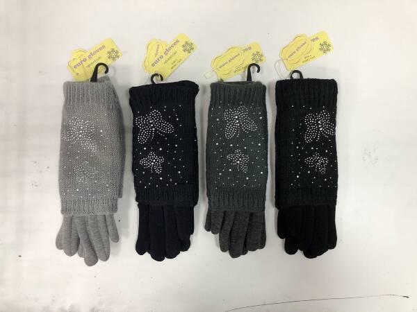 Rękawiczki Damskie CA-8 MIX KOLOR M/L