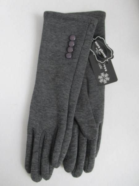 Rękawiczki Damskie CN5 MIX KOLOR M-L ( Ocieplane ) 1