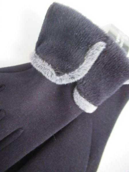 Rękawiczki Damskie CD12 MIX KOLOR M-L ( Ocieplane ) 2
