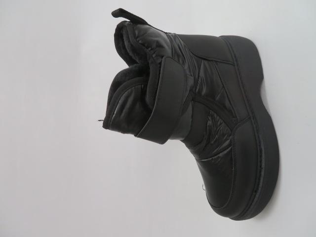 Botki Damskie HB099-1, Black, 36-41
