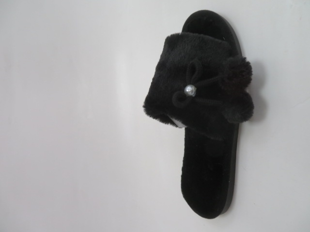 Kapcie Damskie G13, Black, 36-41