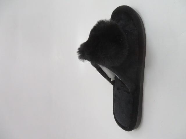 Kapcie Damskie G12, Black, 36-41