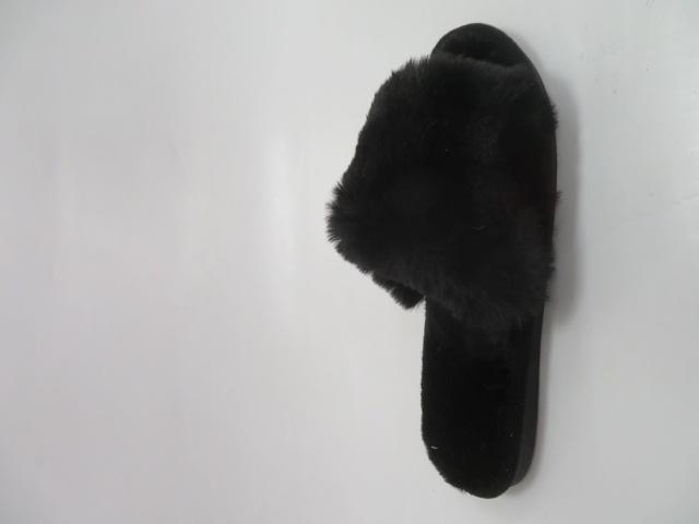 Kapcie Damskie G10, Black, 36-41