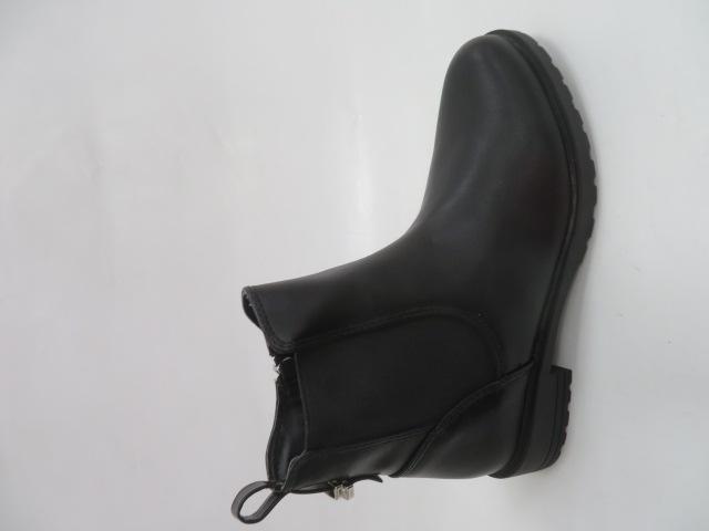 Botki Damskie XLT-0650-09A, Black, 36-41