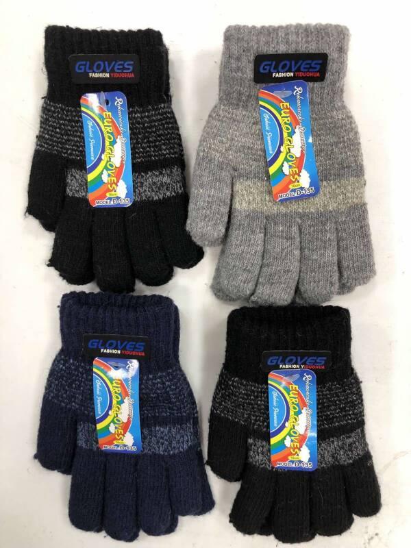 Rękawiczki Dziecięce D135 MIX KOLOR 16CM 1