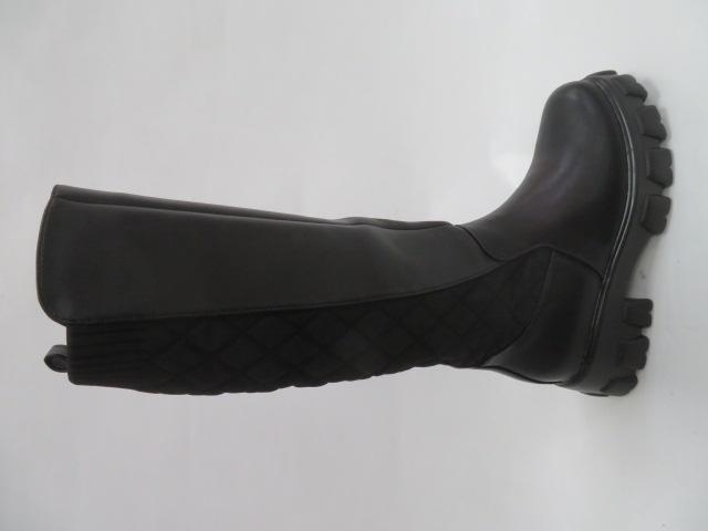 Kozaki Damskie RXJ117, Black, 36-41