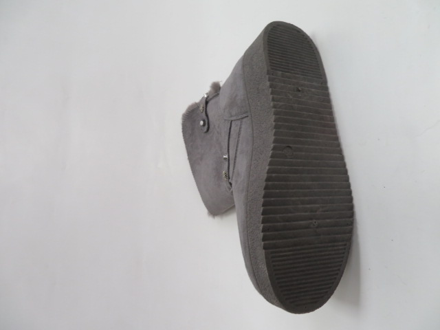 Botki Damskie C10, Grey, 36-41 3