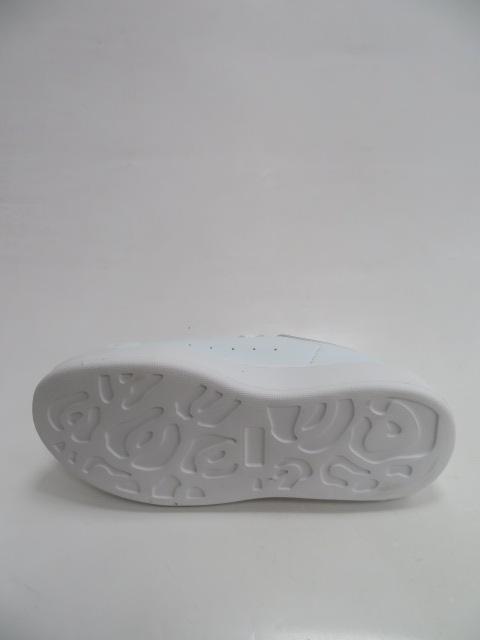 Sportowe Damskie 8060, White/Silver, 36-41 3