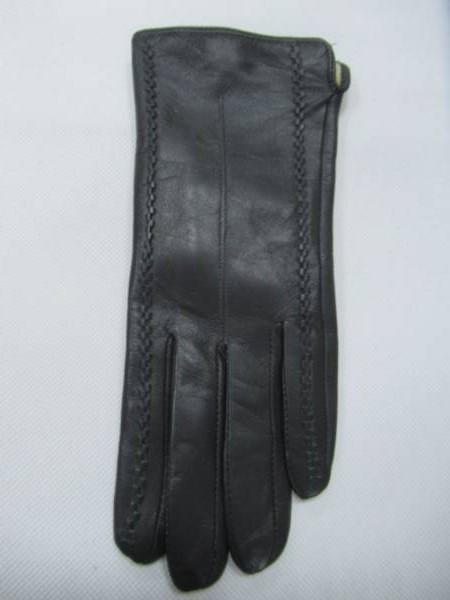 Rękawiczki Damskie CF18 1 KOLOR M-L ( Skóra Naturalna )