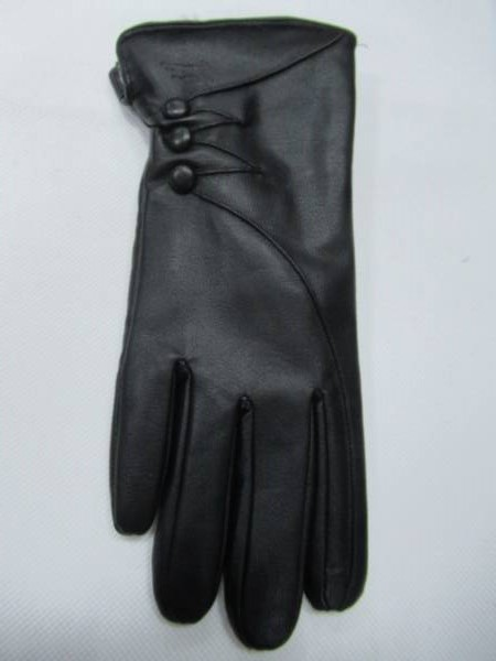 Rękawiczki Damskie F7-3 1  KOLOR 7-9  ( Skóra Ekologiczna)