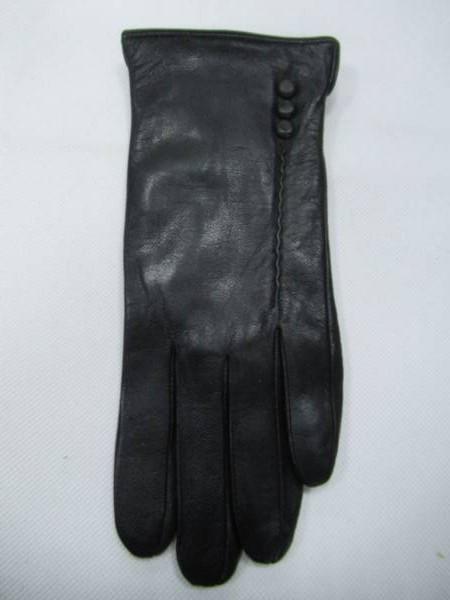 Rękawiczki Damskie F10-04 1 KOLOR 7-8,5 ( Skóra Naturalna )