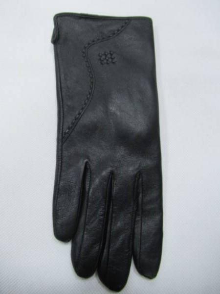 Rękawiczki Damskie F001-2 1 KOLOR 7-9 ( Skóra Naturalna )