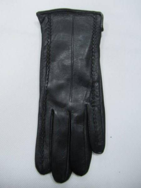 Rękawiczki Damskie F10-1 1 KOLOR 7-8,5( Skóra Naturalna )