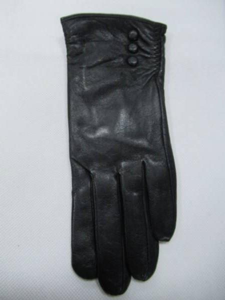 Rękawiczki Damskie F10-12 1 KOLOR 7-8,5( Skóra Naturalna )