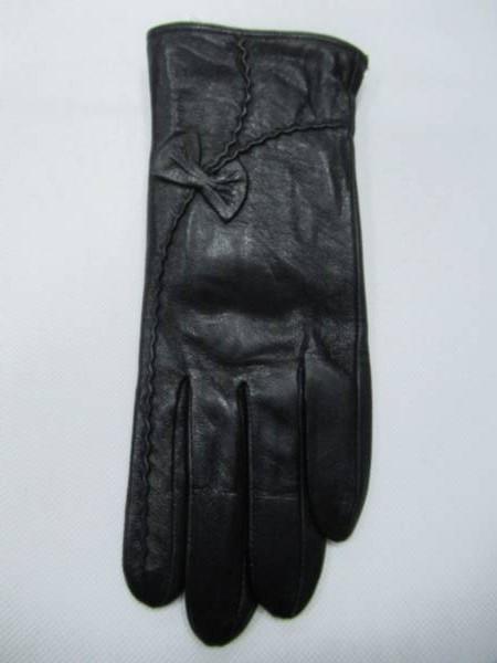 Rękawiczki Damskie F10-83 1 KOLOR 7-8,5( Skóra Naturalna )