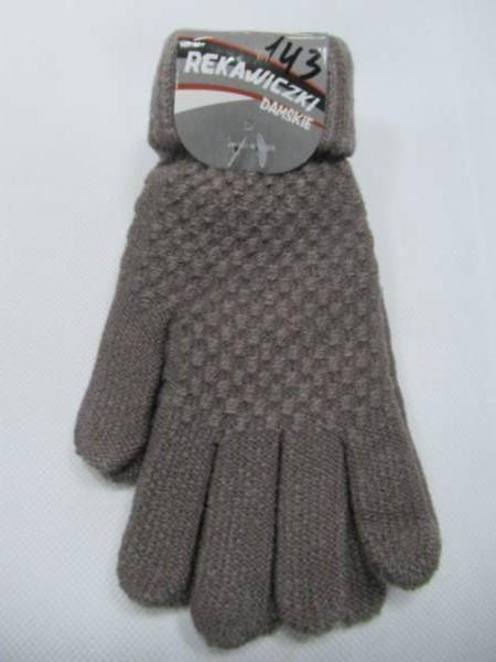 Rękawiczki Damskie 143 MIX KOLOR STANDARD