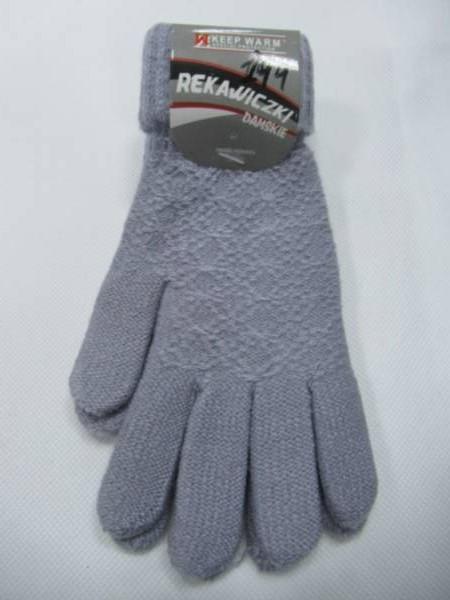Rękawiczki Damskie 144 MIX KOLOR STANDARD
