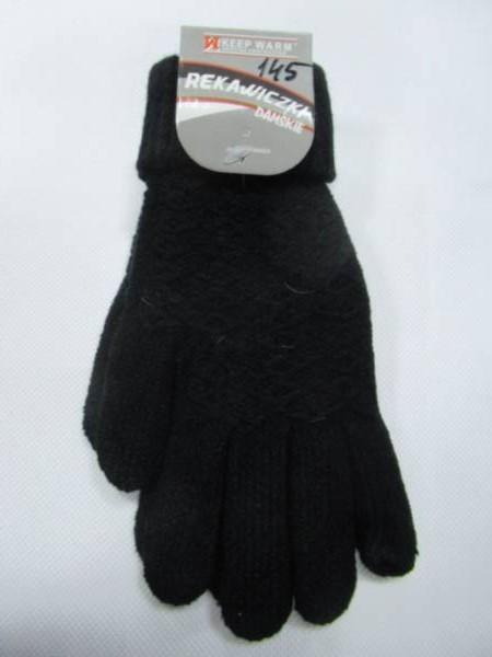 Rękawiczki Damskie 145 MIX KOLOR STANDARD