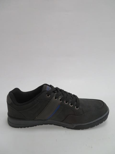 Buty Sportowe Męskie MXC 8086, Black/Blue, 41-46