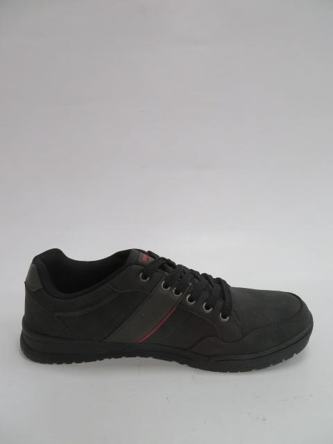 Buty Sportowe Męskie MXC 8086, Black/Red, 41-46