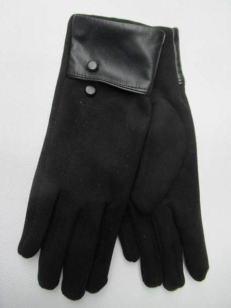 Rękawiczki Damskie F2X MIX KOLOR 7-9( Zamszowe )