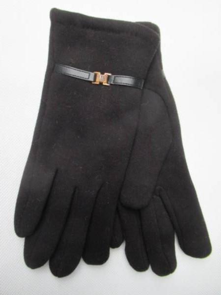 Rękawiczki Damskie HB2 MIX KOLOR 6,5-8,5( Zamszowe )